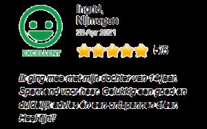 Reviews Skinclinic Nijmegen - Resi Peters